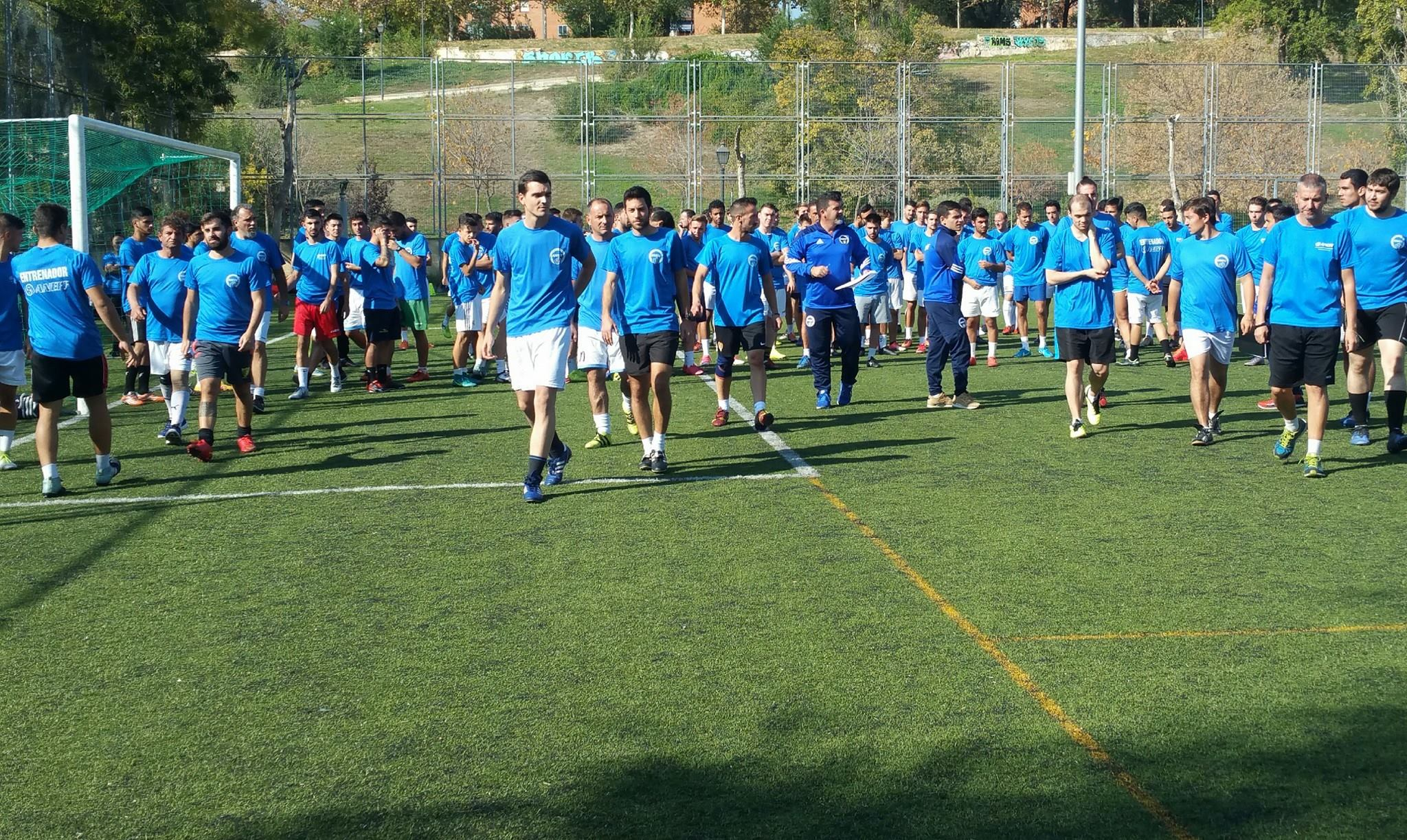 3bcce2aaadea1 ... pruebas físicas de acceso al primer nivel de las enseñanzas de Técnico  Deportivo en Fútbol de Grado Medio Nivel Inicial.