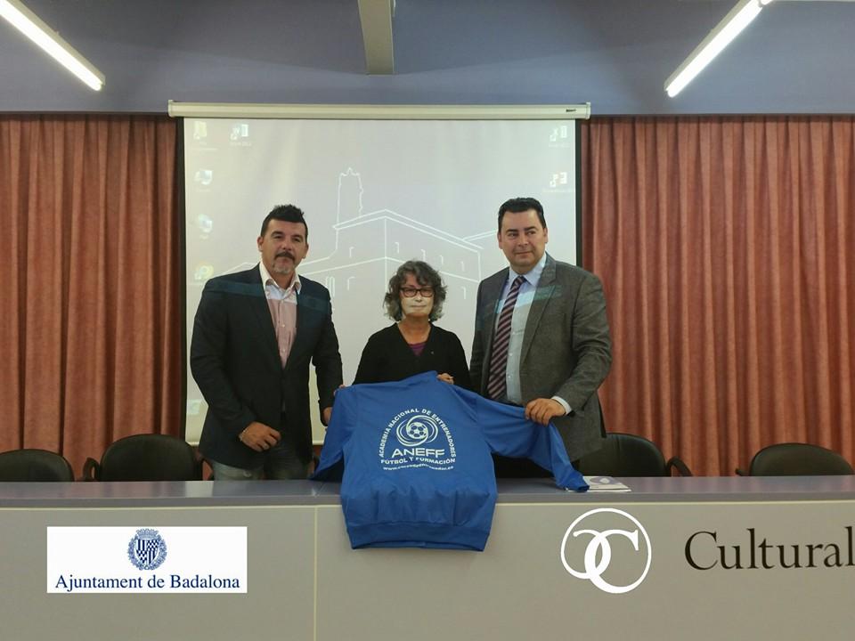 Nueva Delegacion De Aneff En Badalona